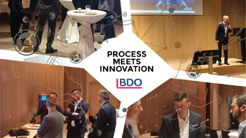 Process Meets Innovation